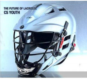 Cascade cs youth goalie helmet